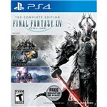 Final Fantasy Xiv Online: The Complete Edition - Ps4