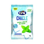 Fini Natural Sweets Chicle S/ Açúcar 12x18g