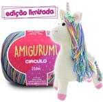 Fio Amigurumi Círculo 125g - 9534 Unicórnio