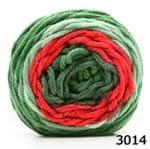 Fio Cupcake Maxi Tie Dye Círculo 200g 3014