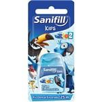 Fio Dental Sanifill Kids 25m