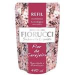 Fiorucci Sabonete Líquido Flor de Cerejeira 440ml Refil