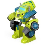 Fisher Price Blaze And The Monster Machines Zeg Corredores Robôs - Mattel
