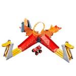 Fisher Price Blaze Monster Machines Playset Salto Vulcão Flamejante - Mattel