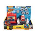 Fisher Price Blaze Veículos Custumizaveis Blaze - Mattel
