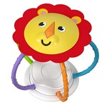 Fisher Price Chocalho Twist & Turn Lion - Mattel