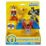 Fisher Price Figura - Wonder Woman Traje de Voo