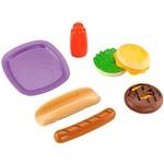 Fisher Price - Hamburguer & Hotdog BMG47 - Mattel