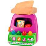 Fisher Price Mochila Animada Aprendendo a Brincar - Mattel