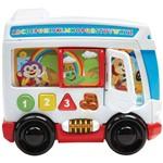 Fisher-price Onibus Cachorrinho Apr Br Mattel