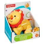 Fisher Price - Patas Divertidas Amigos da Floresta Leão Click-Clack - Mattel