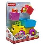 Fisher-Price Stack´N Surprise Blocks Caminhão dos Blocos - Mattel