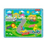 Fisher Price Tapete Emborrachado 155x120cm - Fun