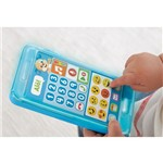 Fisher Price Telefone com Emojis Azul - Mattel