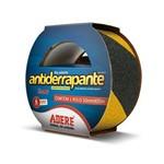 Fita Adesiva Antiderrapante 50x05 Preto/amarelo