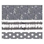 Fita Adesiva Decorativa Notas Musicais Fad14