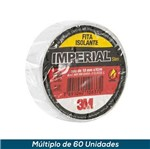 Fita Isolante 3M Imperial Branco 18mmx10mts