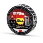Fita Isolante PVC Imperial Slim 18mmx20mm - 3m - Hb004216360 - Unit. -
