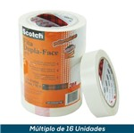 Fita 3M Dupla-Face 4873 Polipropileno 18mmx30mts