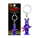 Five Nights At Freddy's - Chaveiro Mini Boneco Funko Bonnie