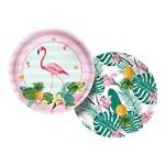 Flamingo Prato C/8 - Regina