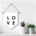 Flâmula Decorativa Love