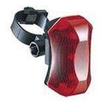 Flash de Luz de Segurança Assessório para Bike