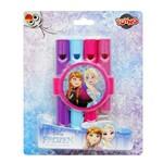 Flauta de Quatro Sopros - Disney Frozen - Toyng