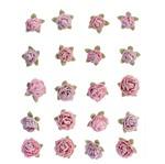 Flores Artesanais Feito a Mão Mini Delicada Flor94 - Toke e Crie