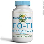 Fo-ti (he Shou We) 100mg 60 Cápsulas