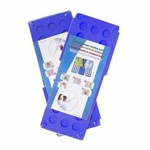 Folding Board Dobrador de Camisetas Roupas Criancas Azul