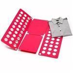 Folding Board Dobrador de Camisetas Roupas Infantil Fúcsia