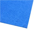 Folha de EVA 40x60cm - Atoalhado Azul - 5 Unidades