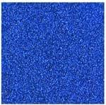 Folha de EVA - Azul C/ Glitter