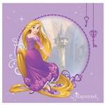 Folha para Scrapbook Dupla Face Disney Toke e Crie Rapunzel 1 Guirlanda - 20718 - Sdfd147