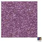 Folha para Scrapbook Puro Glitter Toke e Crie - Violeta - 8931 - Kfs070
