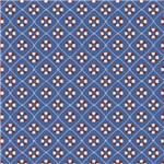 Folha para Scrapbook Simples Litocart 30,5 X 30,5 Cm - Modelo Lsc-337 Boia Azul