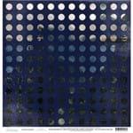 Folha Scrapbook Dupla Face Hawthorne Dreamscape (Sonho) Ref.21135-WER152/314103 American Crafts