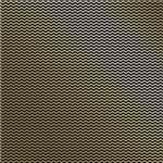Folha Scrapbook Metalizada Chevron Dourado FD Preto Ref.19887-SDF705 Toke e Crie