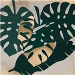 Folhas Douradas - 20 X 20 Cm - Papel Fotográfico Fosco