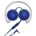 Fone de Ouvido com Microfone HP Dragon Fly H2800 – Azul