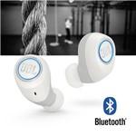 Fone de Ouvido JBL Free X Branco BT Bluetooth
