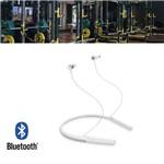 Fone de Ouvido JBL Live 200 Bt Bluetooth Neckband Branco