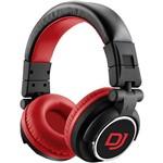 Fone de Ouvido Multilaser P2 Headphone Dj com Microfone e Cabo Removível P2