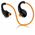 Fone de Ouvido Multilaser Ph185 Bluetooth Laranja