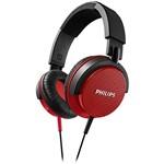 Fone de Ouvido Philips SHL3100RD/00 Vermelho