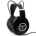 Fone de Ouvido Profissional Lexsen LH280 B Headphone 50mm