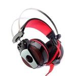 Fone Satellite Gaming Stereo Headset Ae- 353 Preto/vermelho