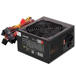 Fonte Atx Gamer 500w Real Kp 522 Box