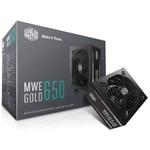 Fonte Mwe Gold 650w Full Modular - Mpy-6501-afaag-wo